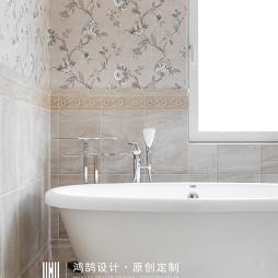 650平米美式别墅——卫生间图片