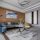 格调-现代简约——客厅图片