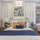 灰調浪漫-歐式豪華——臥室圖片