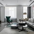 无界-现代简约——客厅图片