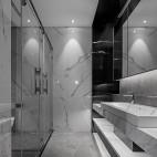 无界-现代简约——卫生间图片