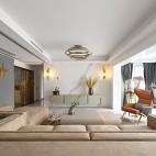 家有繁花似锦  其乐融也——客厅图片