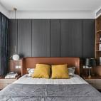 紧凑型三居的生活艺术之旅——卧室图片