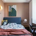 紧凑型三居的生活艺术之旅——次卧图片