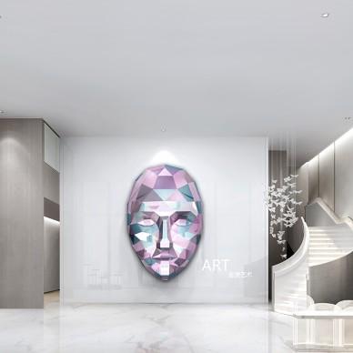 REALISTE 医美艺术空间——楼梯图片