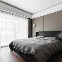 世茂香槟湖|梵仕柏朗680平现代——卧室图片