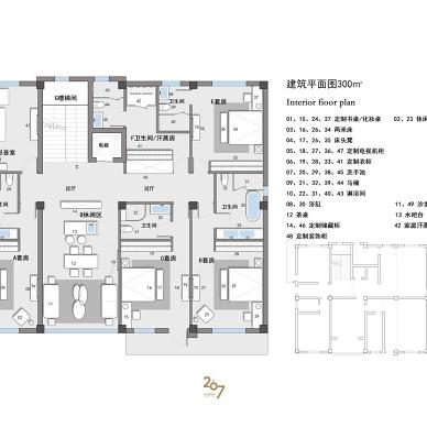 中式别墅_3952639