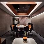 深圳餐厅设计【餐饮空间设计】虾胡闹餐厅——包厢图片