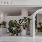一野设计 — La Fleur·用心餐厅——门口图片
