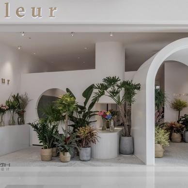 一野设计 — La Fleur·用心餐厅_3953877