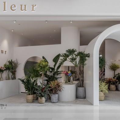 一野设计 — La Fleur·用心餐厅