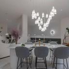 一野设计 — La Fleur·用心餐厅——座位图片