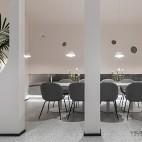 一野设计 — La Fleur·用心餐厅_3953889