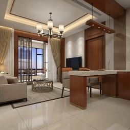 林舍设计 | 龙俊家园养老单身公寓_3954857