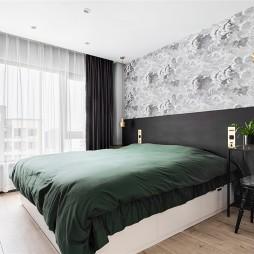 108平三居住宅:卧室图片