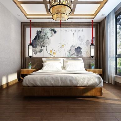 峰阁空间   中式风艺术酒店设计_3963496