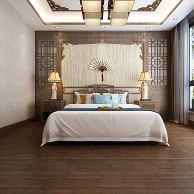 峰阁空间   中式风艺术酒店设计_3963500