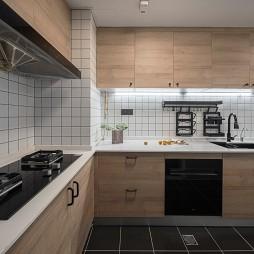 梦-现代简约——厨房图片