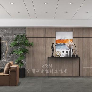 去繁求简,木质+石材打造低调简约台式住宅_3970504
