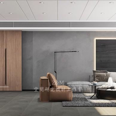 去繁求简,木质+石材打造低调简约台式住宅_3970505