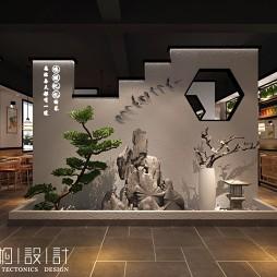 霸州_曾氏麻辣風川菜館設計_3973479