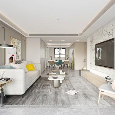 现代简约风格住宅设计_3973875