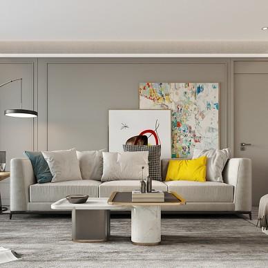 现代简约风格住宅设计_3973874