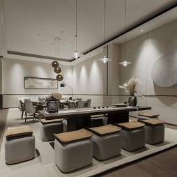 阳光城文澜公馆销售中心——餐厅图片