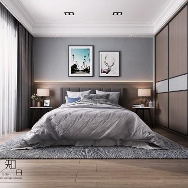 北欧简约住宅空间设计_3976429