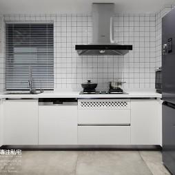 恬适-日式风格——厨房图片