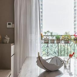 金属的质感-现代简约——阳台图片