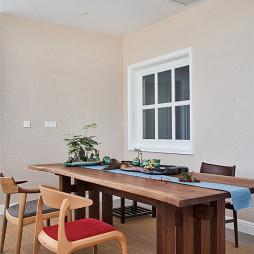 美式设计  230方全包装修——茶室图片
