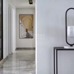 木色-现代简约——走廊图片