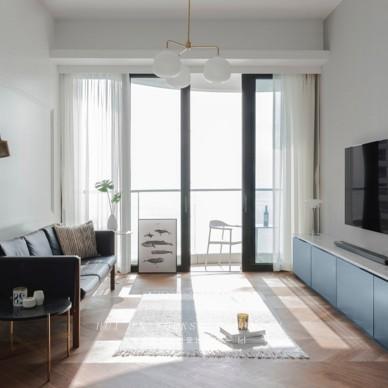气质满满-现代简约——客厅图片