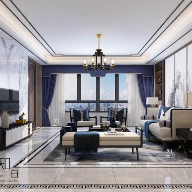 新中式住宅空间设计_3982891