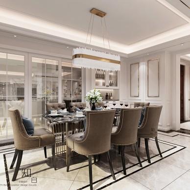 经典欧式住宅空间设计_3983036