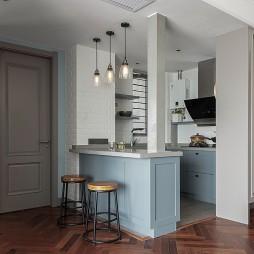 柔和与精致,将质感融于生活——厨房图片
