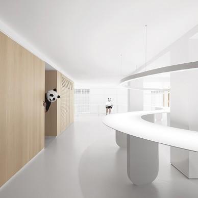 寸匠|熊猫,厦门全新办公空间_3991455