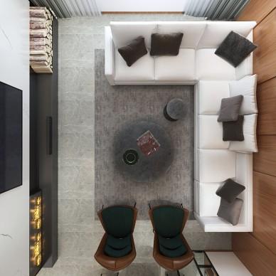 玫瑰谷別墅現代極簡設計_3994287