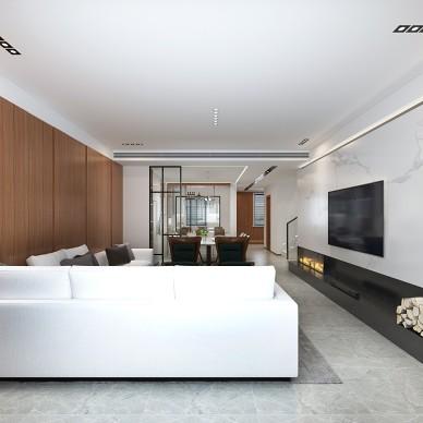 玫瑰谷別墅現代極簡設計_3994288