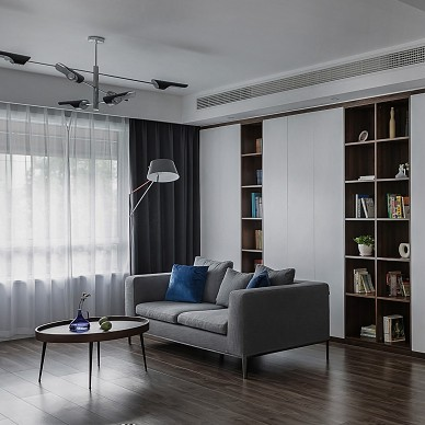 BLUE——客厅图片