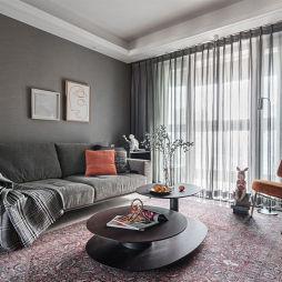 """客厅图片——拯救""""土气""""精装房,软装打造有质感的家"""