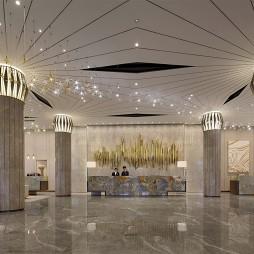 东莞东方银座国际酒店——前台接待处图片