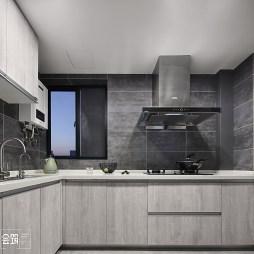 万科光明城市——厨房图片
