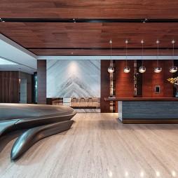 恒禾七尚36号BF层私人会所——接待厅图片