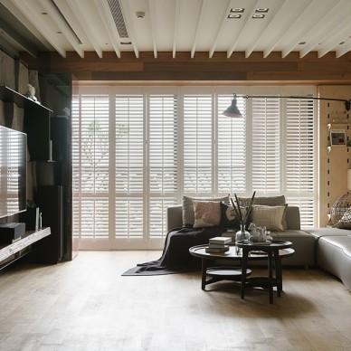 义式乡村古典——客厅图片