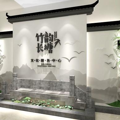 长塘文化服务中心设计_4005387