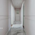 清新明亮北欧风——走廊图片