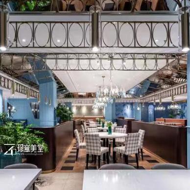 珍意美堂设计 | 鹿港小镇上海宏伊店_4008643