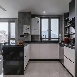 厨房图片   西山林语顶复全案发布